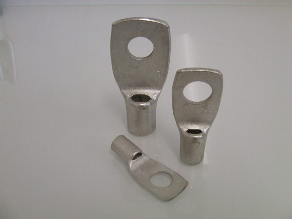 Type D and W Enhanced Duty cable lugs