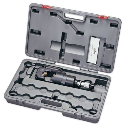 UB412HE4 Hydraulic Crimping Head in carry case