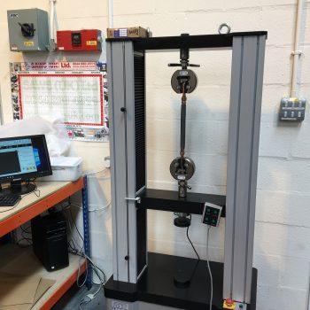WDW 50 tensile test machine