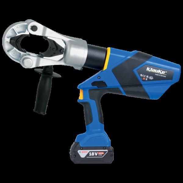 Klauke EK 135 FT battery powered crimping tool